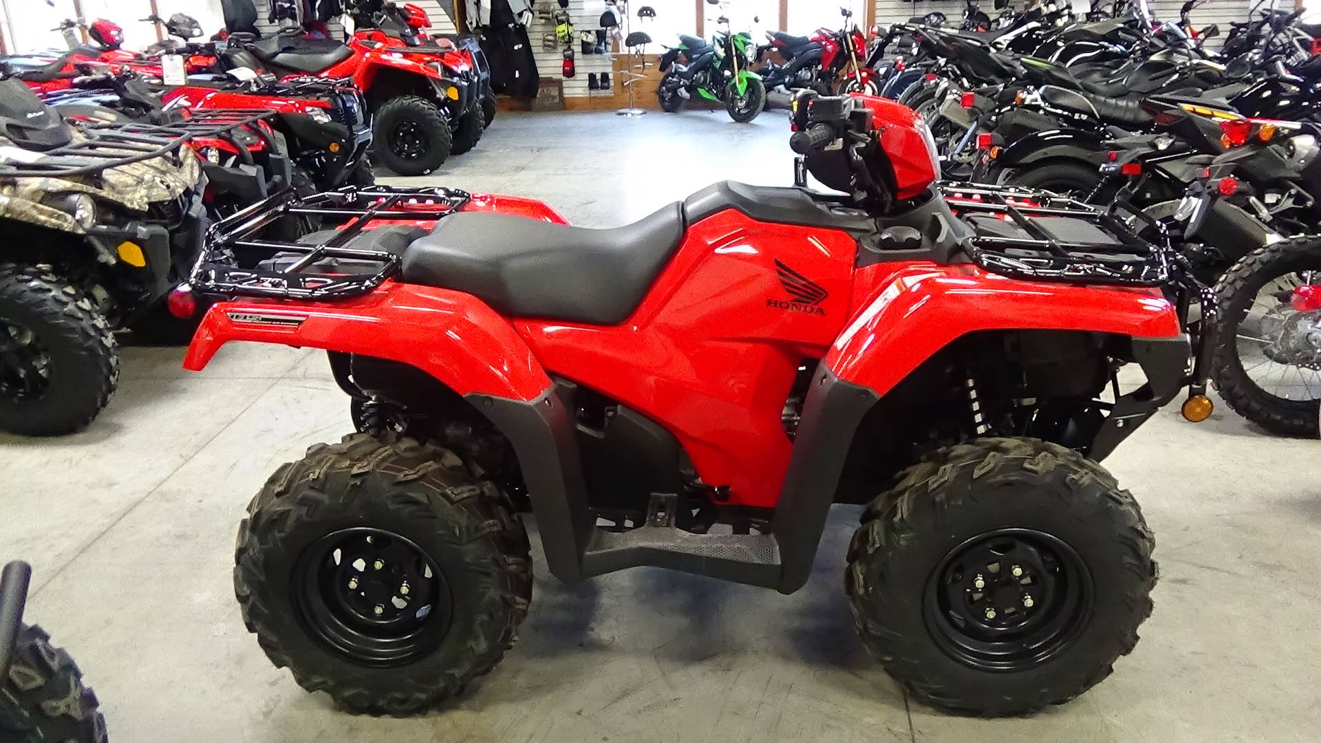 2019 Honda FourTrax Foreman Rubicon 4x4 Automatic DCT EPS in Bennington, Vermont - Photo 1