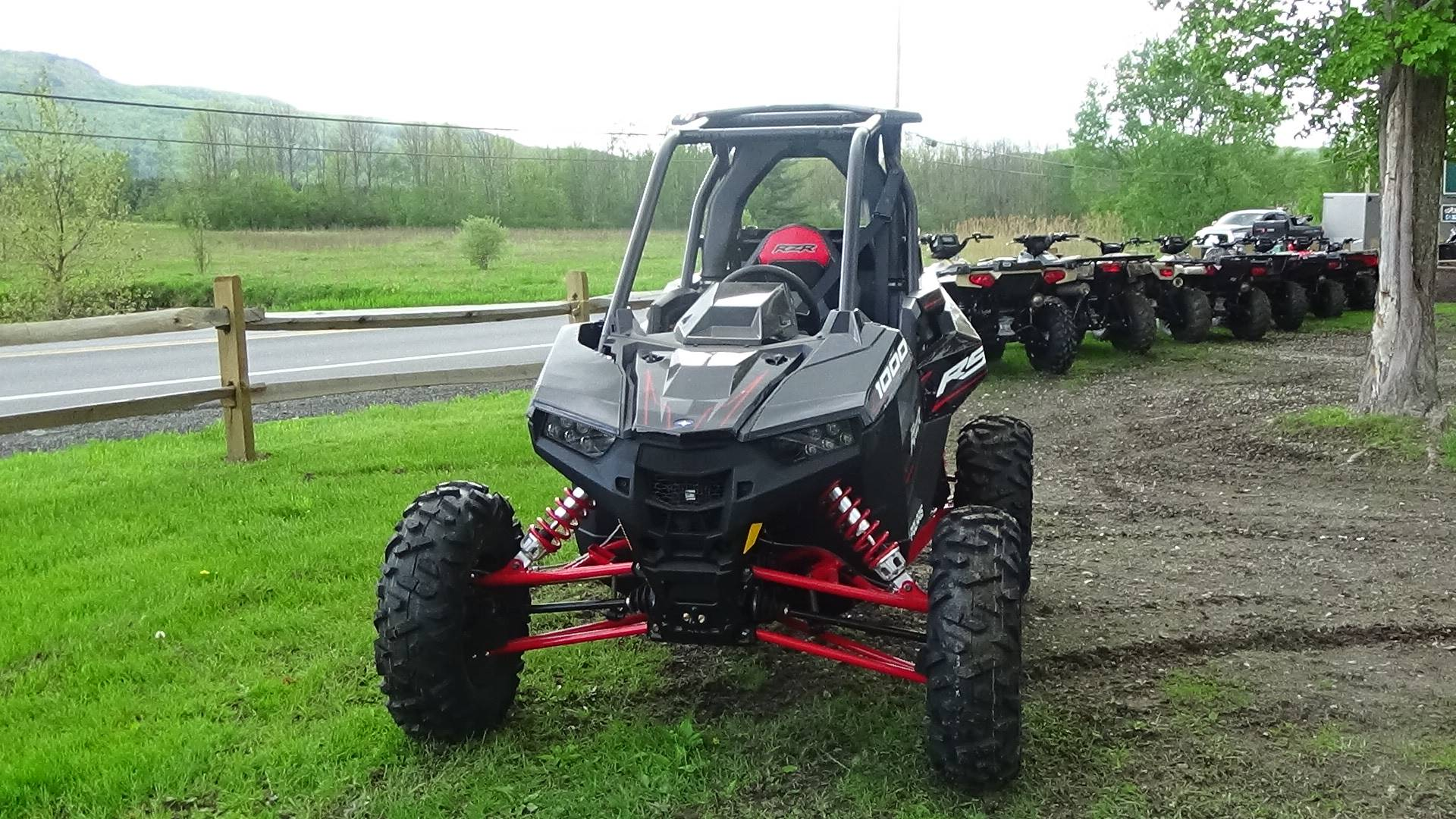 2019 Polaris RZR RS1 in Bennington, Vermont - Photo 2