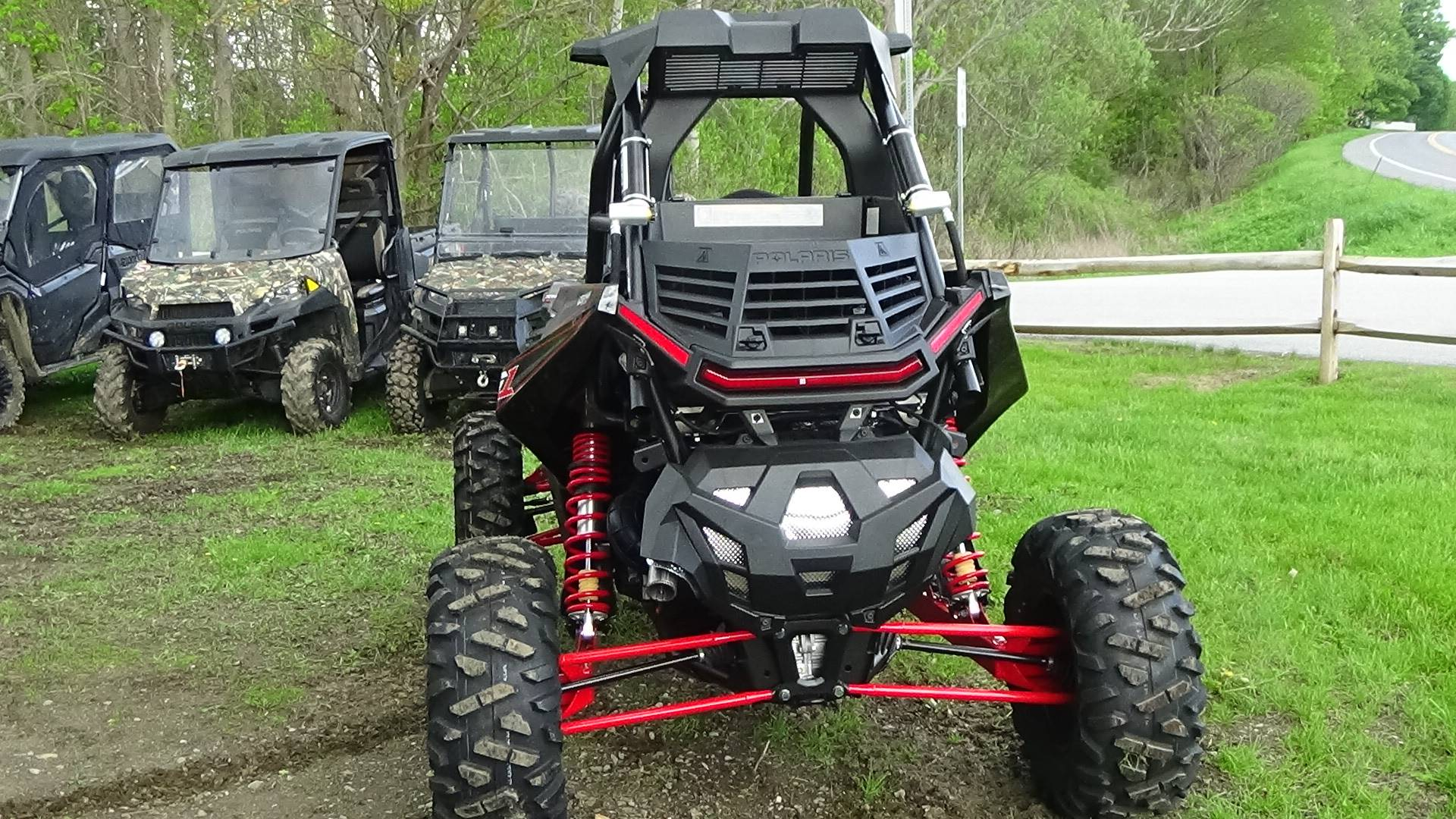 2019 Polaris RZR RS1 in Bennington, Vermont - Photo 4