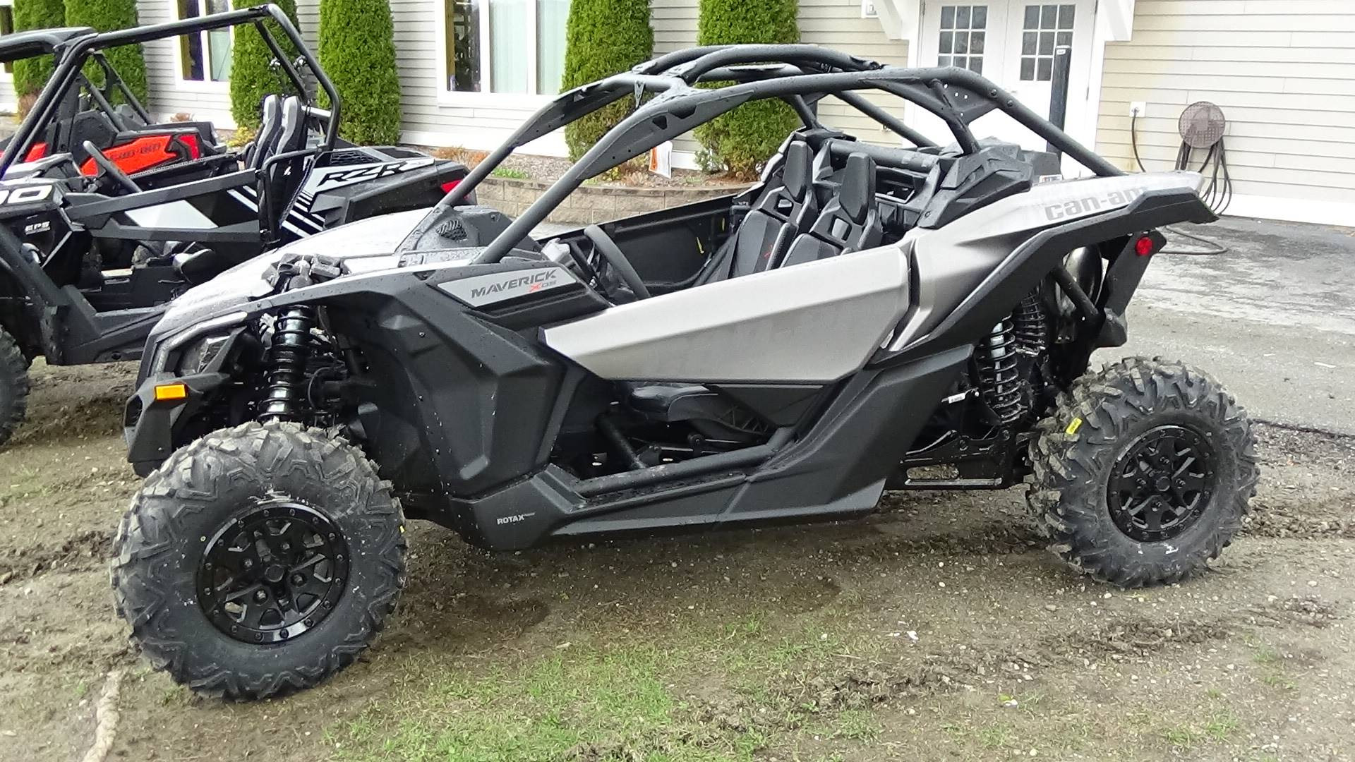 New 2019 Can-Am Maverick X3 X ds Turbo R Utility Vehicles in