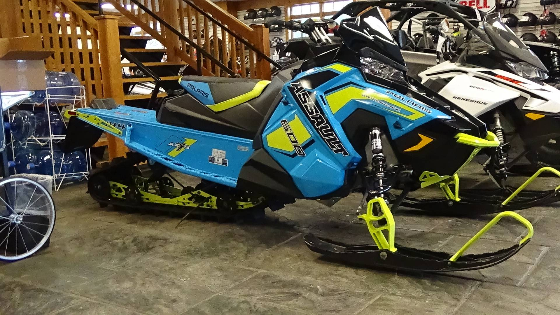 2019 Polaris 600 Switchback Assault 144 SnowCheck Select in Bennington, Vermont - Photo 2