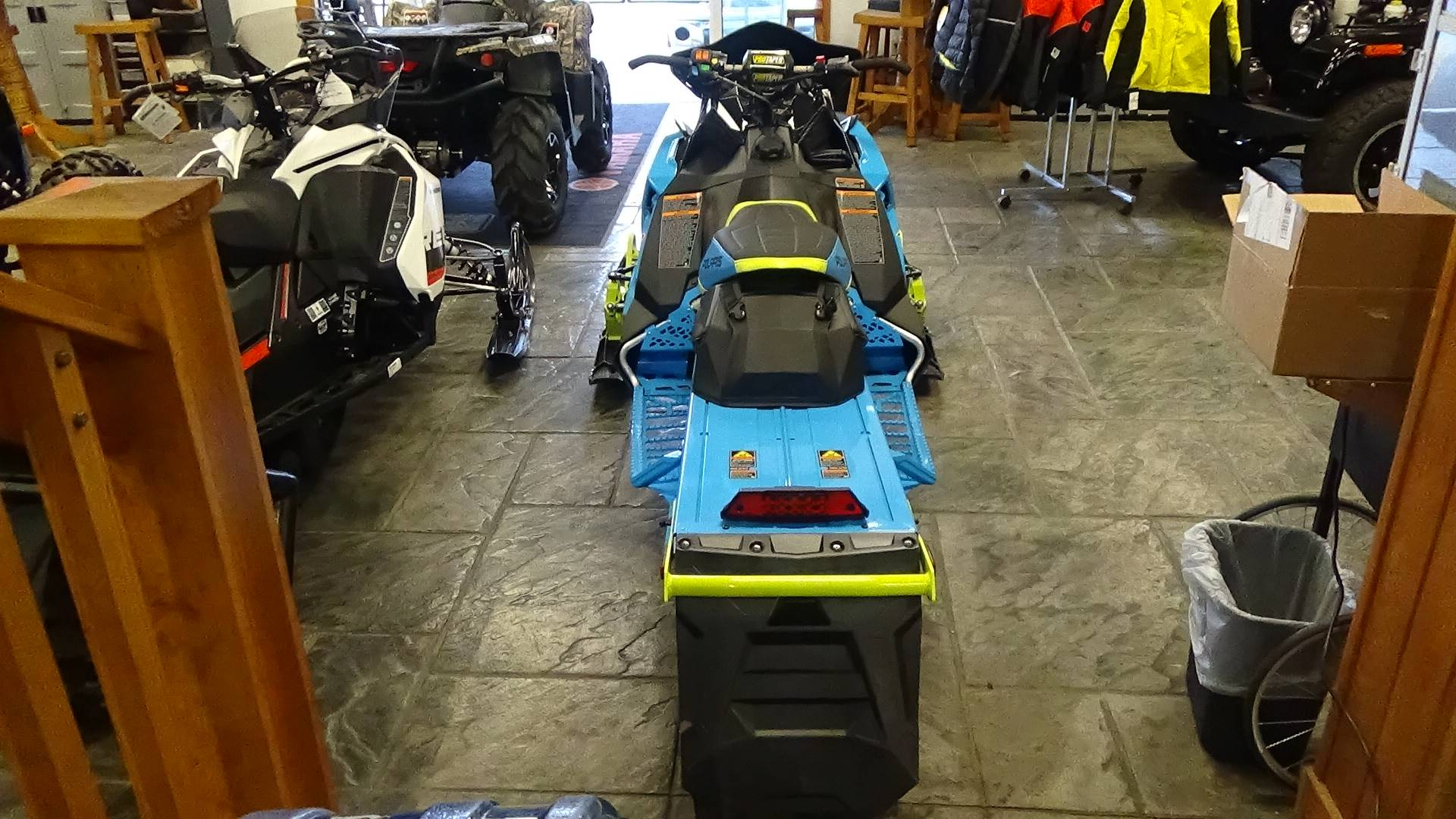 2019 Polaris 600 Switchback Assault 144 SnowCheck Select in Bennington, Vermont - Photo 5