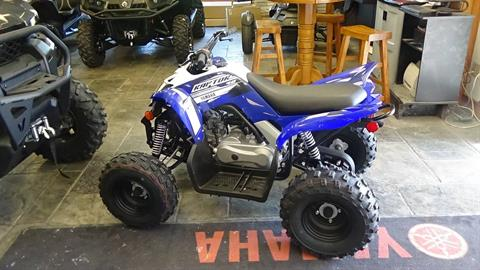 2019 Yamaha Raptor 90 in Bennington, Vermont - Photo 1