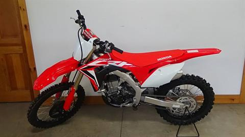 2020 Honda CRF450R in Bennington, Vermont - Photo 1