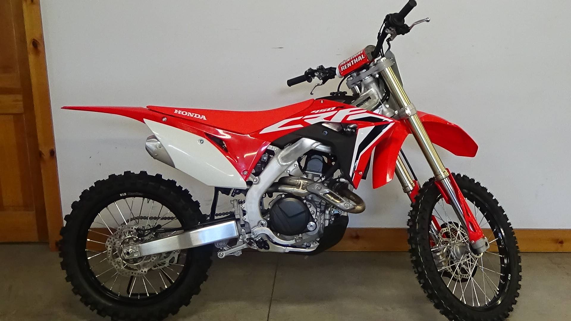2020 Honda CRF450R in Bennington, Vermont - Photo 2