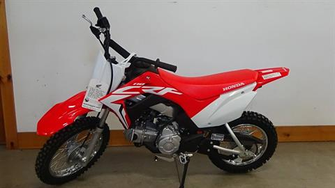 2020 Honda CRF110F in Bennington, Vermont - Photo 2