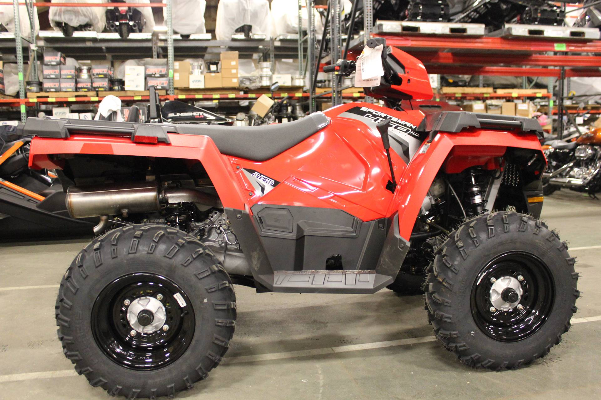 2019 Polaris Sportsman 450 H.O. in Bennington, Vermont - Photo 1