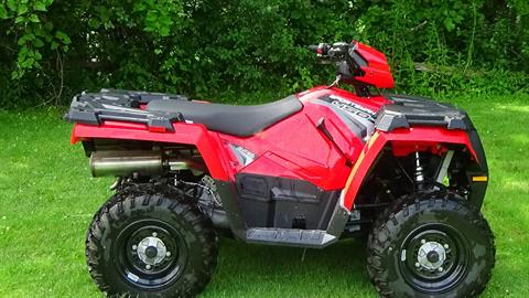 2019 Polaris Sportsman 450 H.O. in Bennington, Vermont - Photo 4