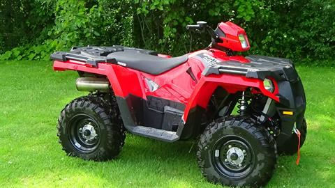 2019 Polaris Sportsman 450 H.O. in Bennington, Vermont - Photo 5