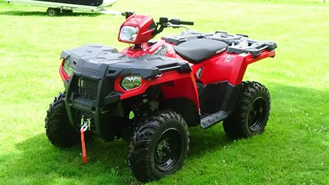 2019 Polaris Sportsman 450 H.O. in Bennington, Vermont - Photo 8