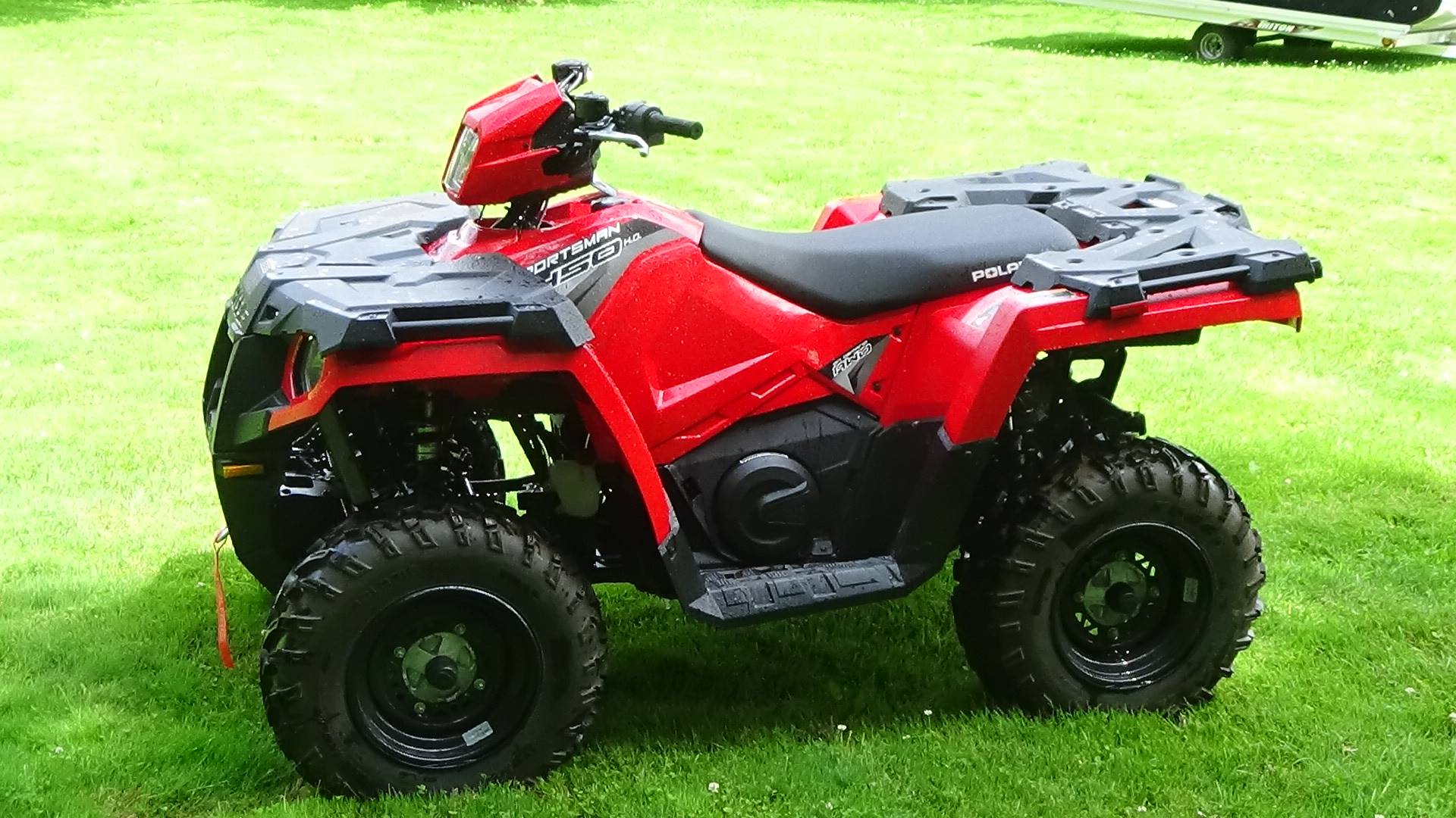 2019 Polaris Sportsman 450 H.O. in Bennington, Vermont - Photo 9