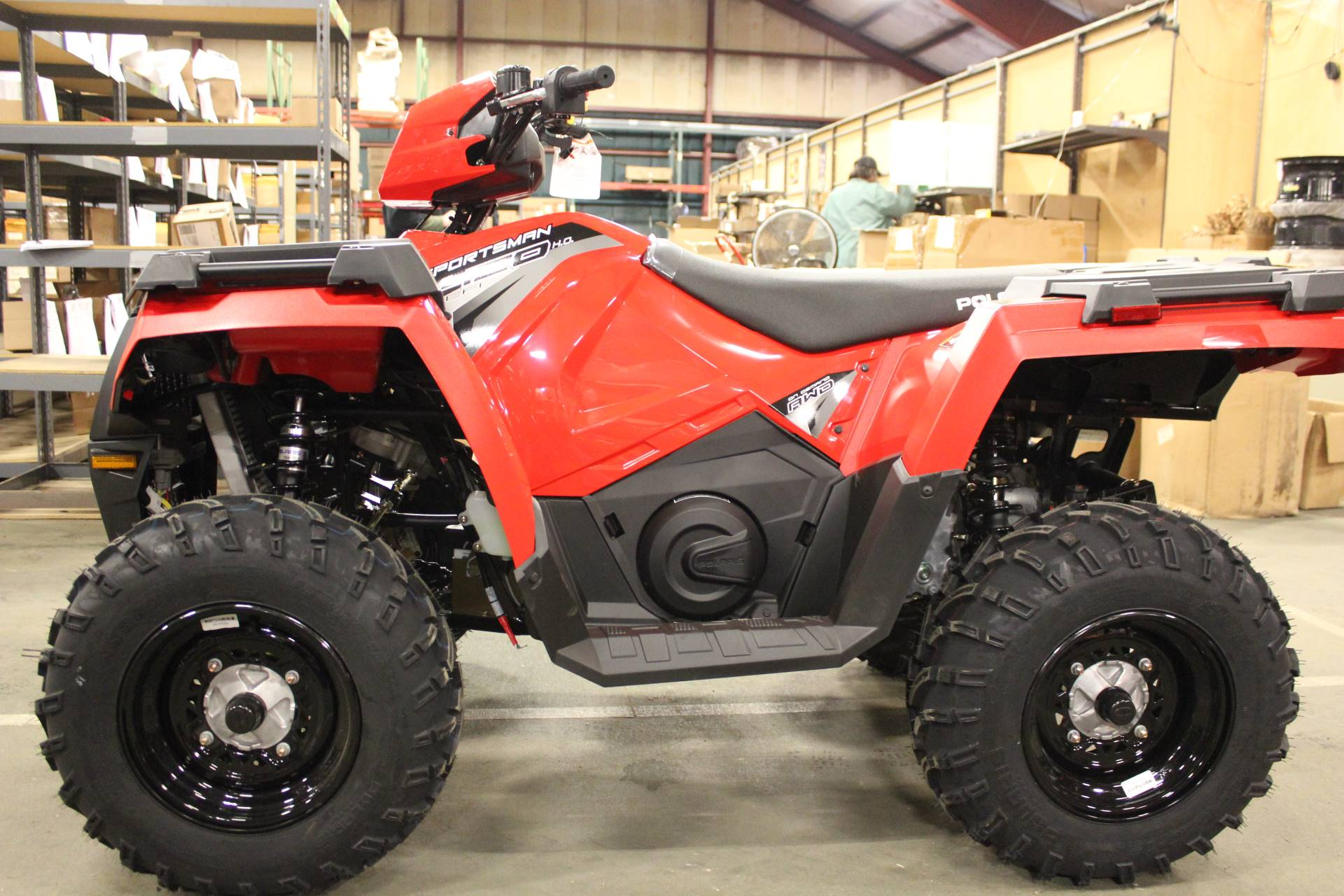 2019 Polaris Sportsman 450 H.O. in Bennington, Vermont - Photo 3