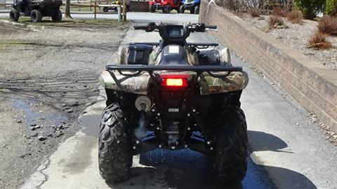 2019 Kawasaki Brute Force 750 4x4i EPS Camo in Bennington, Vermont - Photo 4