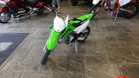 2020 Kawasaki KLX 110 in Bennington, Vermont - Photo 1