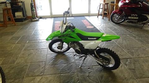 2020 Kawasaki KLX 110 in Bennington, Vermont - Photo 2