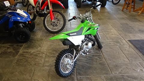 2020 Kawasaki KLX 110 in Bennington, Vermont - Photo 3