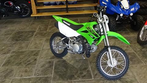 2020 Kawasaki KLX 110 in Bennington, Vermont - Photo 5