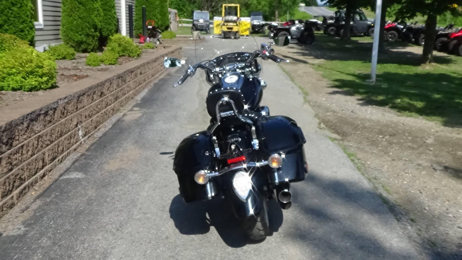 Used 2005 Yamaha Road Star Midnight Silverado® Motorcycles