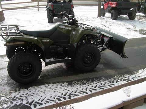 2015 Suzuki KingQuad® 400ASi in Adams, Massachusetts