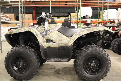 2019 Yamaha Grizzly EPS in Bennington, Vermont