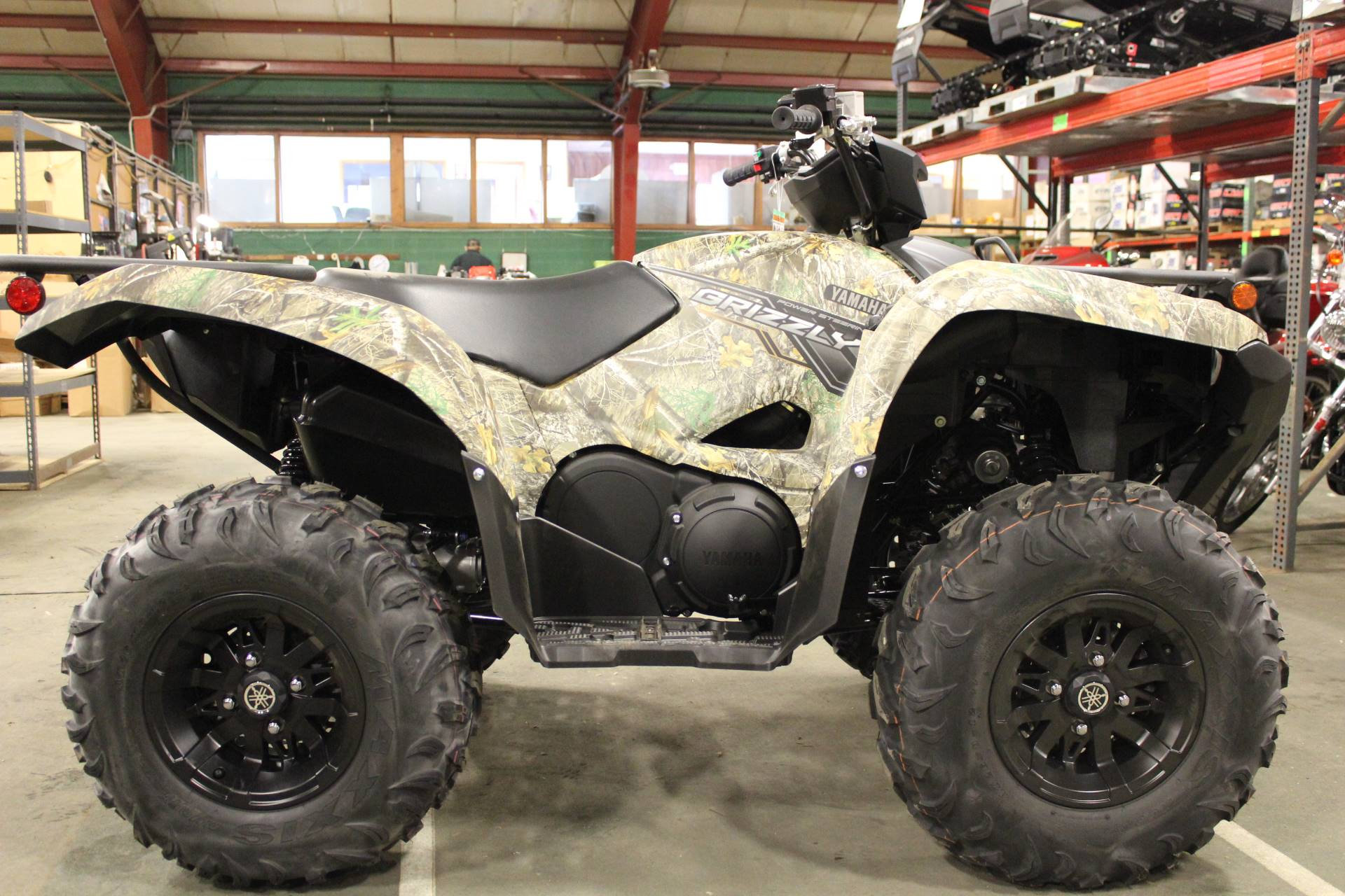 2019 Yamaha Grizzly EPS in Bennington, Vermont - Photo 3