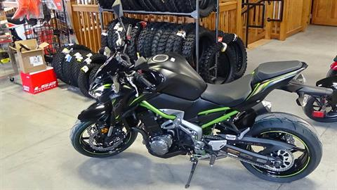 2019 Kawasaki Z900 ABS in Bennington, Vermont - Photo 2