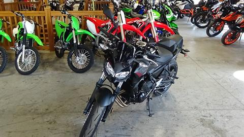 2020 Kawasaki Z650 ABS in Bennington, Vermont - Photo 2
