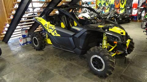 2019 Can-Am Maverick X3 X MR Turbo in Bennington, Vermont - Photo 2