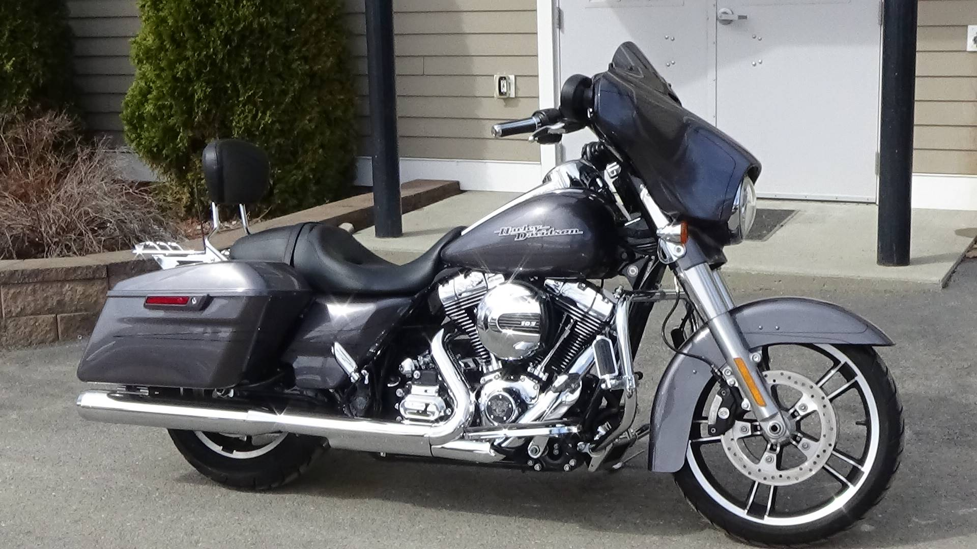 Used 2015 Harley-Davidson Street Glide® Special Motorcycles in ...