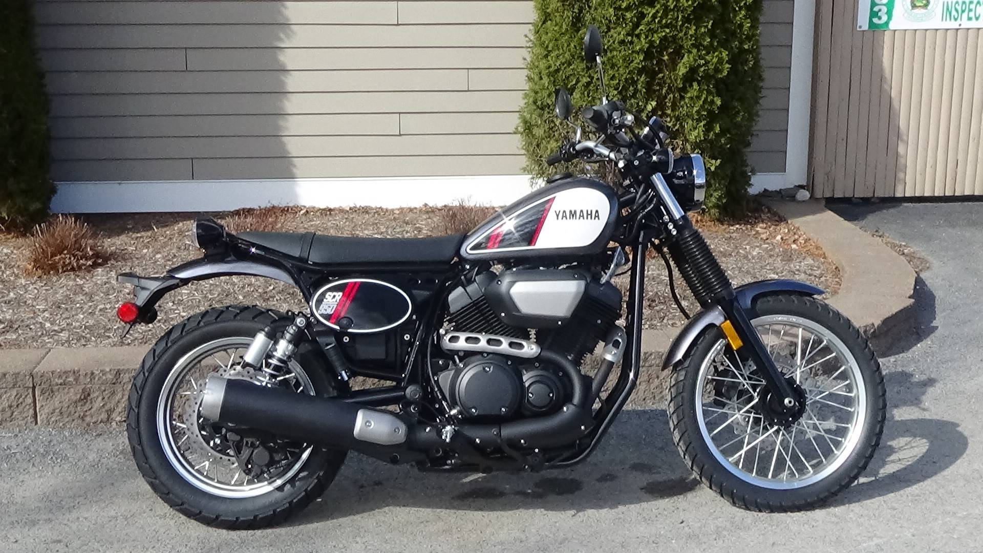2017 Yamaha Scr950 In Bennington Vermont