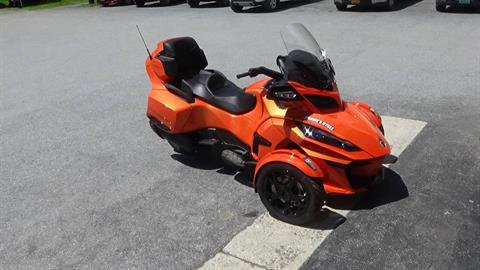 2019 Can-Am Spyder RT Limited in Bennington, Vermont