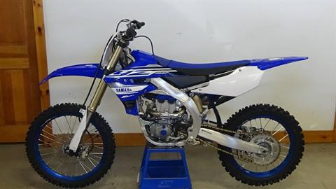 2019 Yamaha YZ250F in Bennington, Vermont - Photo 1