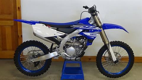 2019 Yamaha YZ250F in Bennington, Vermont - Photo 2