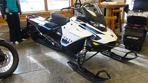 2019 Ski-Doo Backcountry 850 E-Tec in Bennington, Vermont