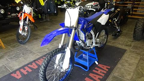 2020 Yamaha YZ125 in Bennington, Vermont - Photo 1
