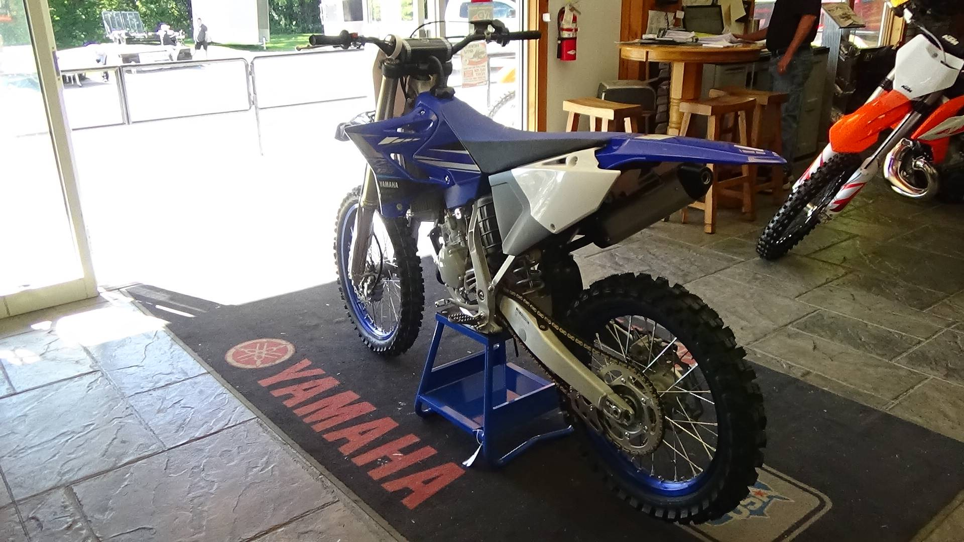 2020 Yamaha YZ125 in Bennington, Vermont - Photo 6