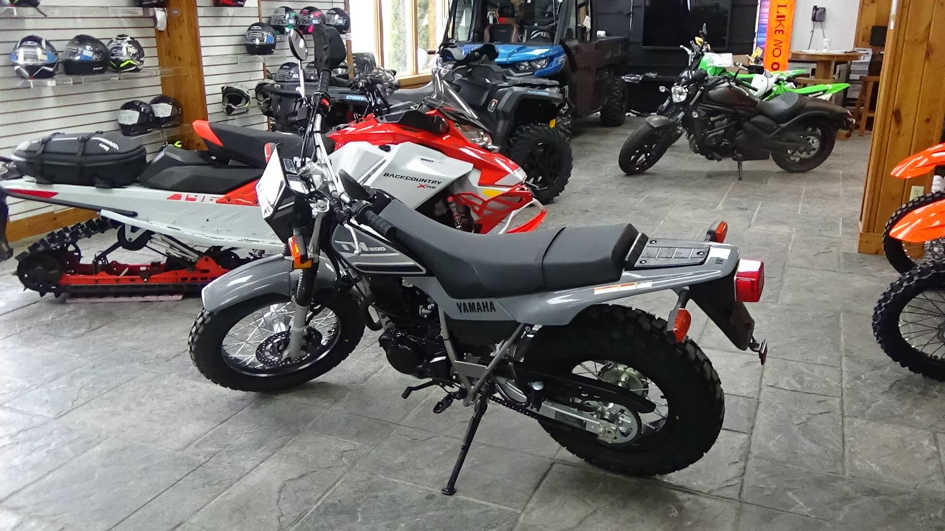 2021 Yamaha TW200 in Bennington, Vermont - Photo 6