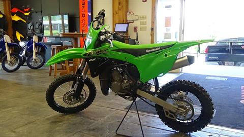 2020 Kawasaki KX 85 in Bennington, Vermont - Photo 1