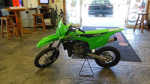 2020 Kawasaki KX 85 in Bennington, Vermont - Photo 4
