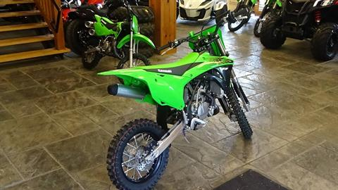 2020 Kawasaki KX 85 in Bennington, Vermont - Photo 7