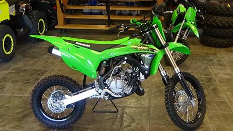 2020 Kawasaki KX 85 in Bennington, Vermont - Photo 8