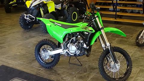 2020 Kawasaki KX 85 in Bennington, Vermont - Photo 9