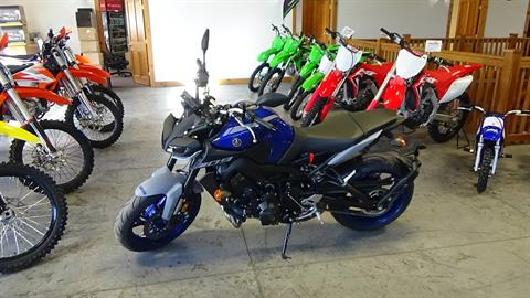 2020 Yamaha MT-09 in Bennington, Vermont - Photo 1