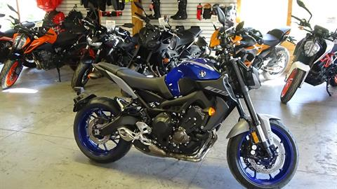 2020 Yamaha MT-09 in Bennington, Vermont - Photo 2