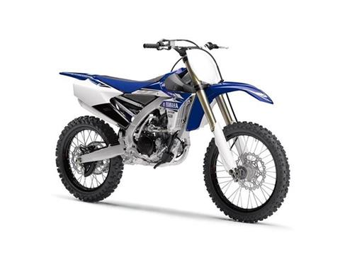 2017 Yamaha YZ250F in Adams, Massachusetts