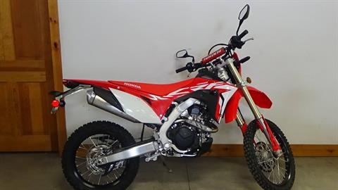 2019 Honda CRF450L in Bennington, Vermont - Photo 1