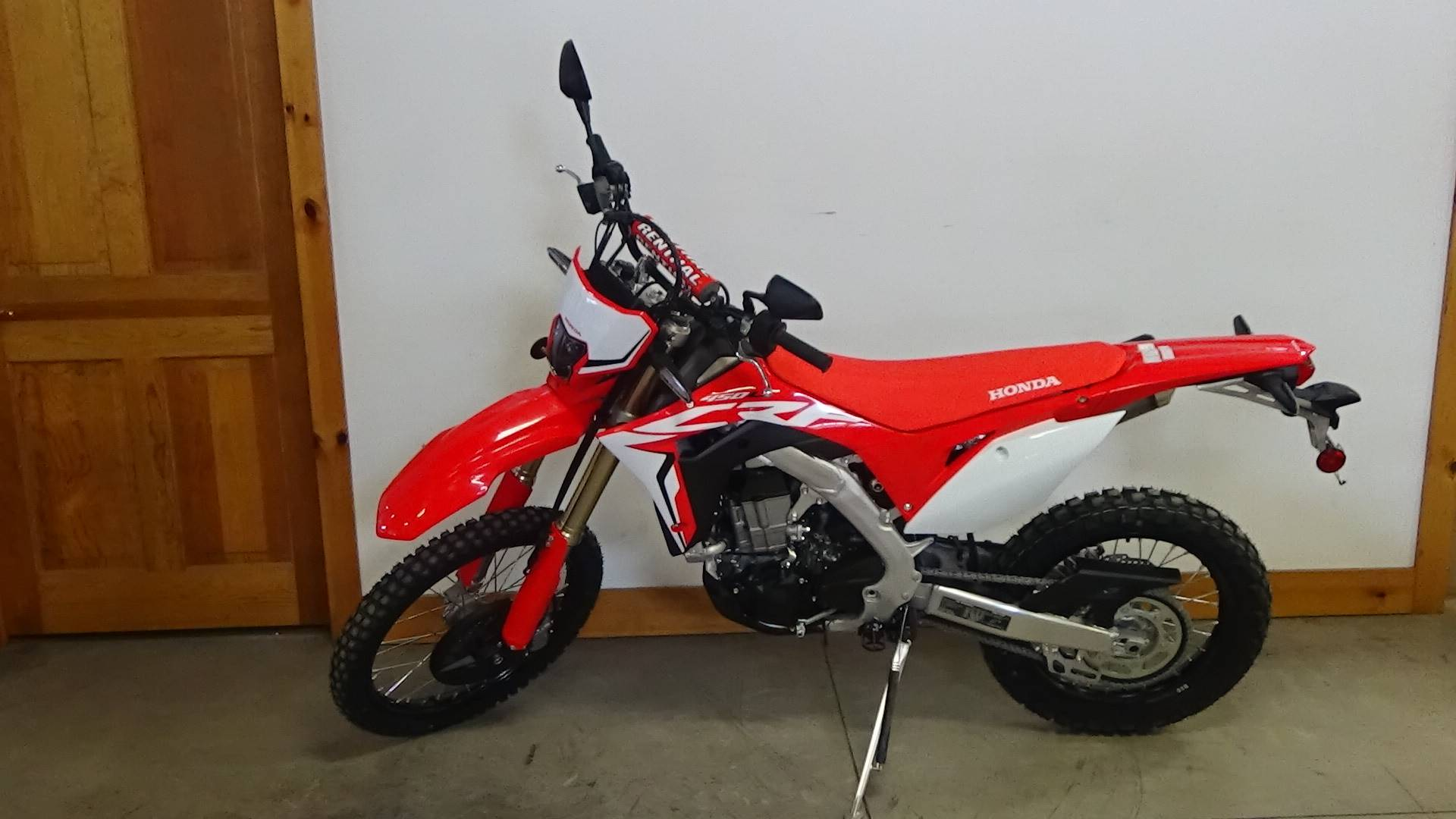 2019 Honda CRF450L in Bennington, Vermont - Photo 2