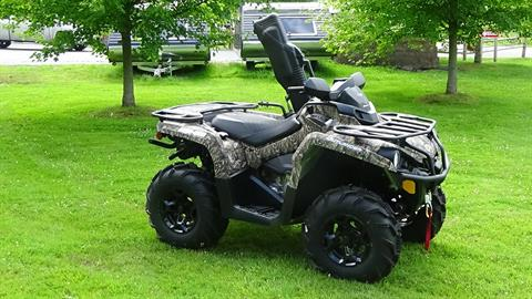 2019 Can-Am Outlander Mossy Oak Hunting Edition 450 in Bennington, Vermont - Photo 5