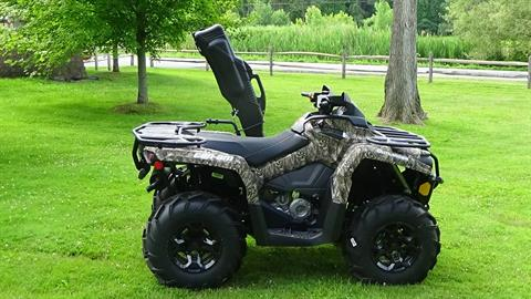 2019 Can-Am Outlander Mossy Oak Hunting Edition 450 in Bennington, Vermont - Photo 6