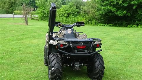 2019 Can-Am Outlander Mossy Oak Hunting Edition 450 in Bennington, Vermont - Photo 9
